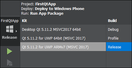 Qt – UWP – Raspberry Pi – Insights into the Universal Windows Platform